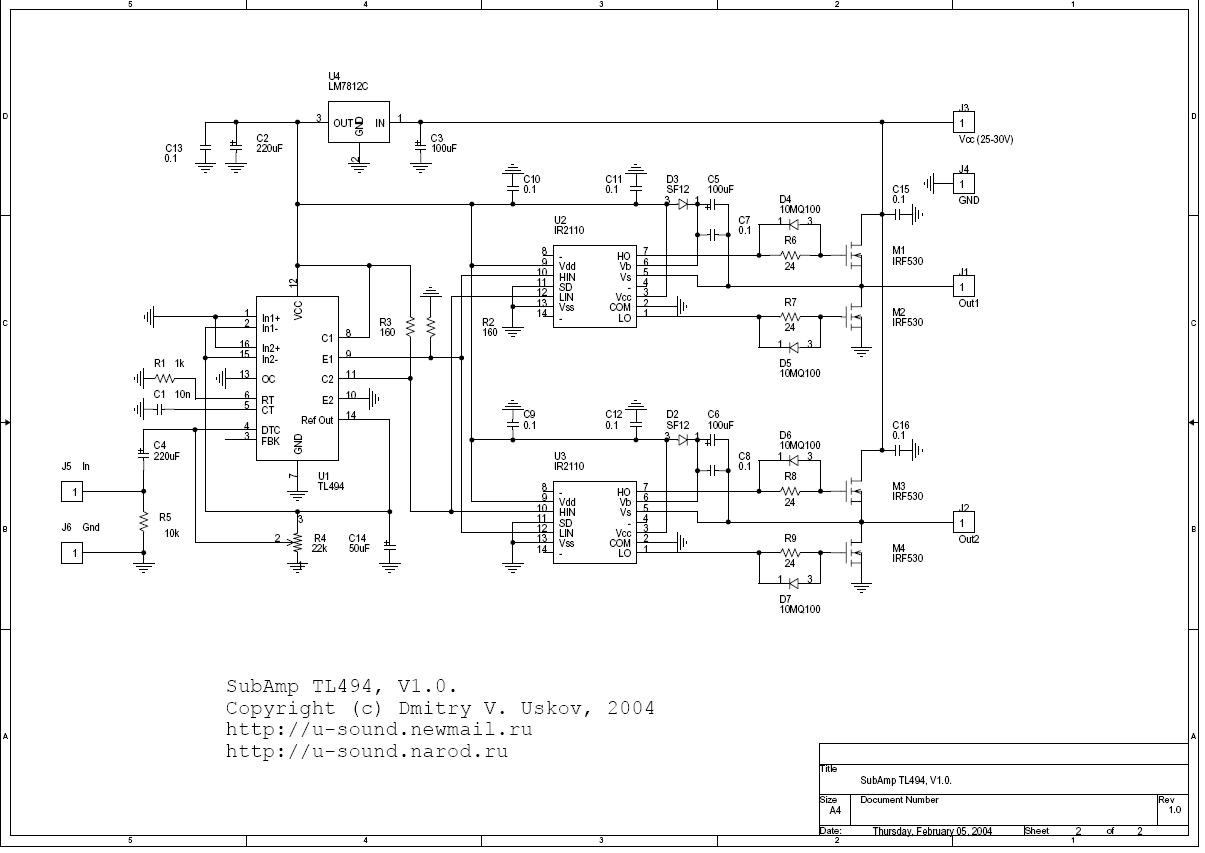 Схема самодельного генератора прямоугольных импульсов на микросхеме тл494.  Схема электрическая ваз 2170 приора.